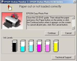 Kerusakan Printer yang Biasa Terjadi dan  Cara Memperbaikinya