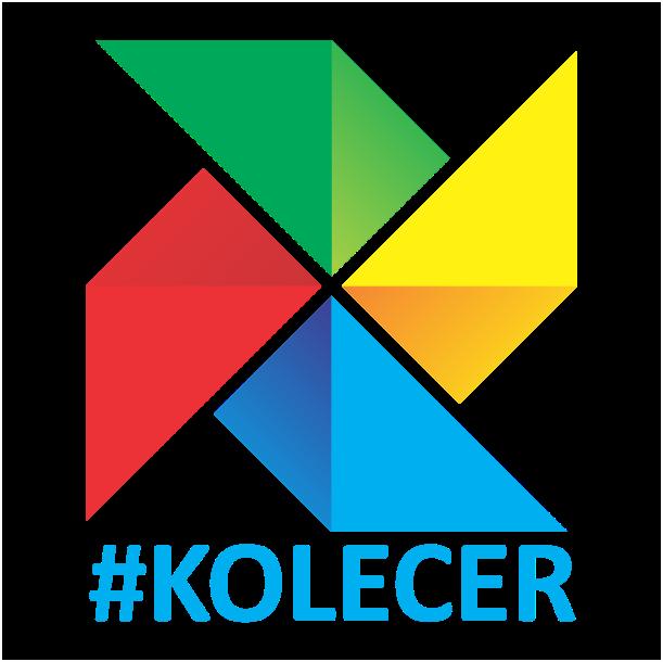 Disen ahir Logo Kolecer yang saya disen sebagai partisipasi untuk komunitas majalengka ceria [ #kolecer]